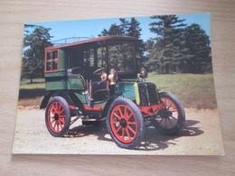 Carte Postale Années 60 ? MUSEE DE L'AUTOMOBILE : TONNEAU PANHARD ET LEVASSOR 1899 - Passenger Cars