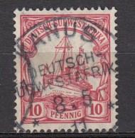 DUITSE KOLONIEN - SUDWEST-AFRIKA  1906  Michel  26   KANUS , See  Scan ,used/VF  [DK  480  ] - Colonie: Afrique Sud-Occidentale