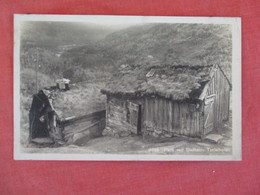 RPPC  Parti Ved StalheimTuristhotel   Back Side Paper Residue When Removed From Album  > Ref 3070 - Norway