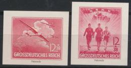 Deutsches Reich X/XI Faksimile - Ungebraucht