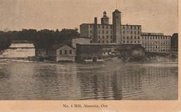 No. 1 Mill, Almonte, Ontario - Ontario