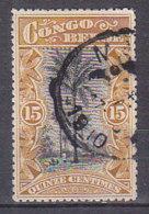 A0208 - CONGO BELGE Yv N°52 SERIE COURANTE - Congo Belga