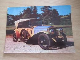 Carte Postale Années 60 ? MUSEE DE L'AUTOMOBILE : ROLLS ROYCE SILVER GHOST 1913 - Passenger Cars