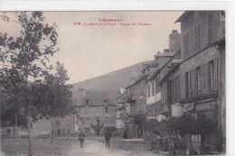 Saint-Geniez-d'Olt - Place Du Foirail - Frankreich