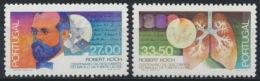 Portugal 1573/74 ** Postfrisch - 1910-... Republik