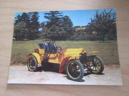 Carte Postale Années 60 ? MUSEE DE L'AUTOMOBILE : VOITURETTE CIZAIRE ET NAUDIN 1906 - Passenger Cars