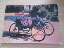 Carte Postale Années 60 ? MUSEE DE L'AUTOMOBILE : VOITURETTE ROCHET FRERES 1906 - Passenger Cars