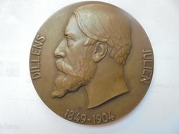 ANTWERPEN JULIEN DILLENS SCULPTEUR 1849-1904  (136  Grammes-70mm) - Professionals / Firms