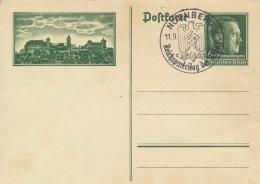 Deutsches Reich Ganzsache P272 O Sonderstempel - Deutschland