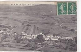 Doubs - Sancey - L'église - Vue Générale - Andere Gemeenten