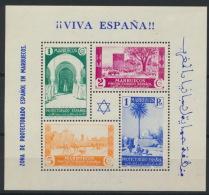 Spanisch-Marokko Block 2 ** Postfrisch - Spanisch-Marokko