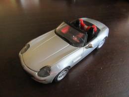 Solido / Hachette - Voiture Miniature BMW Z8 1999 Avec Boîte - Echelle 1/43 Eme - Toy Memorabilia