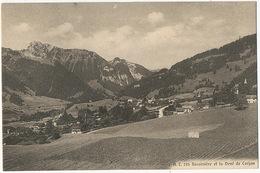AL 253 Rossinière Et La Dent De Corjon Edit Lenzi  Chateau D' Oex - VD Vaud