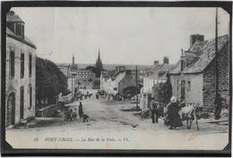 Pont Croix - La Rue De La Paix - Pont-Croix