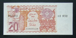 Algeria 20 Dinar 1983 UNC FdC - Algeria