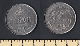 Nepal 50 Rupees 2011 - Nepal