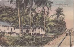 POSTAL DE COSTA RICA DEL FERROCARRIL DEL NORTE DEL AÑO 1926 - Costa Rica