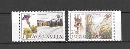 Jugoslavia 1983  Protezione Della Natura Serie Completa Nuova/mnh** - 1945-1992 Repubblica Socialista Federale Di Jugoslavia