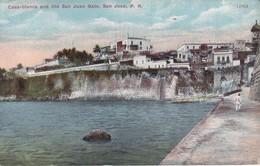POSTAL DE CASA BLANCA AND OLD SAN JUAN GATE DE SAN JUAN (PUERTO RICO) (GONZALEZ PADN HNOS) - Puerto Rico