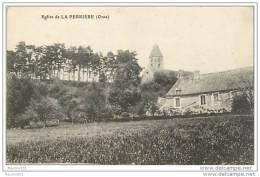61 EGLISE DE LA PERRIERE - France