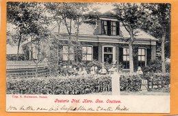 Oosthem Netherlands 1907 Postcard - Niederlande