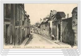 61 MORTAGNE -  La Grande Rue Et L'Ouvroir - Mortagne Au Perche