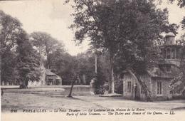 (78) - VERSAILLES - Le Petit Trianon - La Laitière Et La Maison De La Reine - Versailles (Château)