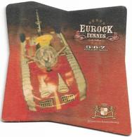 SOUS-BOCKS - KRONENBOURG (Bière De France) Alsace, Festival Les Eurockéennes De Belfort 07/2002. - Sous-bocks