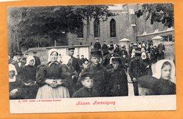 Hilversum Netherlands 1909 Postcard - Sonstige