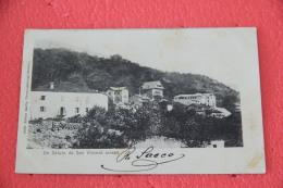 Saint Vincent Aosta 1903 Ed. Genta Veduta Ovest - Unclassified