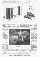 CIBLE ENREGISTRICE ELECTRIQUE    1911 - Sciences & Technique