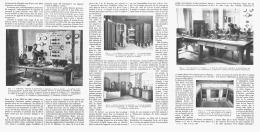 HORLOGES  ELECTRIQUES    1911 - Bijoux & Horlogerie