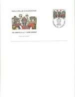 """NOUVELLE CALEDONIE  1 Env FDC 686 """"Armistice"""" 8 Juin 95 - FDC"""
