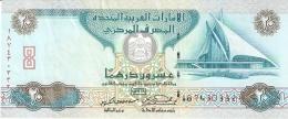 EMIRATES ARABES UNIS   20 Dirhams   2007   P. 28a - Emirats Arabes Unis