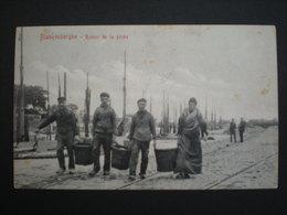 BLANKENBERGE PECHERIE VISSERIJ Retour De La Pêche - Blankenberge
