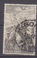 A0229 - CONGO BELGE Yv N°274 LUTTE ANTIESCLAVAGISTE - Congo Belge