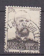A0240 - CONGO BELGE Yv N°301 LUTTE ANTIESCLAVAGISTE - Congo Belge