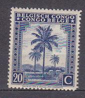 A0261 - CONGO BELGE Yv N°231 ** PALMIERS - Belgian Congo
