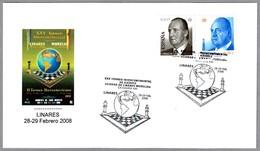 TORNEO DE LINARES-MORELIA - Linares-Morelia Chess Championship. Linares, Jaen, Andalucia, 2008 - Ajedrez