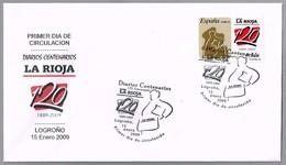 Periodico - Newspaper - Journal  - LA RIOJA. Logroño 2009 - Otros