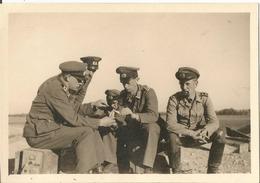 Photos Werhmacht WW2 , Oberfeldwebel , BORDEAUX , 1944 . - 1939-45