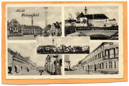Markt Geisenfeld 1930 Postcard - Geisenfeld