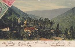 POSTAL DE VISTA DE GUAPULO EN LOS ALREDEDORES DE QUITO DEL AÑO 1906 - ECUADOR - Ecuador