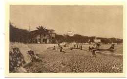 06 – JUAN-LES-PINS : La Plage N° SE 568 - Antibes