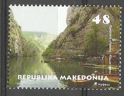 MK 2017-24 SAVE NATURE, MACEDONIA MAKEDONIJA, 1 X 1v, MNH - Mazedonien