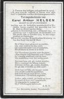 Helsen K.a. (gesneuveld -noorderwijk 1892 -duinkerke 1914) - Religion & Esotérisme