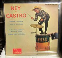 EP NEY DE CASTRO GENERAL DA BANDA - World Music