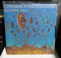 EP DISQUE SOUPLE L'APOTHEOSE DU DOLLAR SALVADOR DALI - Vinyl Records