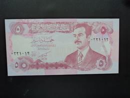 IRAQ : 5 DINARS  1992 - 1412   P 80 (n° ?)   NEUF - Iraq