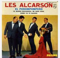 Les Alcarson  -  El Porompompero - El Burro Socarron - Mi Sere Sere - Como Yo Te Quiero - Vinyl Records